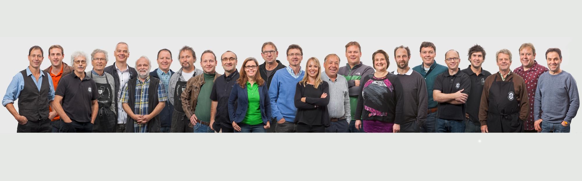 30 Jahre Grand Cru Salgesch - die Pioniere des Qualitaetsweinbaus in der Schweiz feiern!